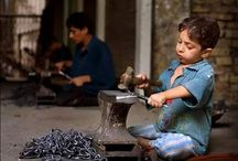 STOP CHILD LABOR - Create the world for Kids happiness, peace with good education and playful childhood