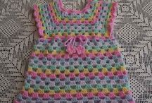 Crochet for Baby / Toddler / I have more boards of crochet. Check them out!