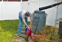 dešťová voda, úspora vody