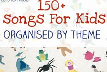 Music & Singing with Grandchildren / Songs, games and books to help you make music with your grandchildren.