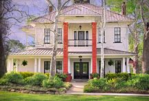 Texas Forest Country Retreat Bed & Breakfast / The beautiful Texas Forest Country Retreat Bed & Breakfast