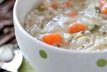Soups, Stews & Chilis / by Andee Hall