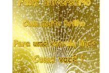 Foto mensagens pra compartilhar / Fotos com mensagens de bom dia, feliz aniversário, parabéns para compartilhar com amigos.