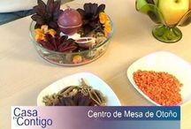 Manualidades Decoración, Videos / by En Casa Contigo