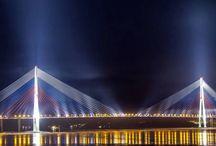 мост город