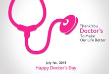 Thank you Doctor's To Make Our Life Better