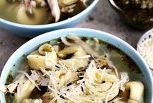 Soups - Sopas