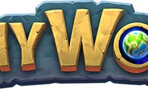 UnnyWorld branding