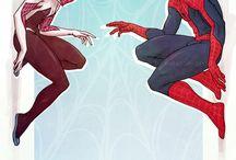 Marvel DC y Otros