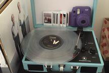 Vinyls / Vinyl aesthetic