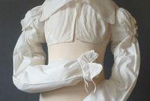 1800-1820 Regency - Canezous & Light Outerwear