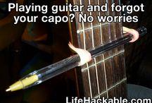 Guitar: Capo