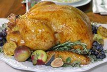 THANKSGIVING RECIPES WITH GARLIC / Best Thanksgiving Recipes with a touch of garlic.