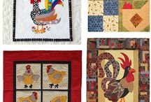 Chickens / Chickens are so funny and are classic kitchen kitch, wether they be hens or roosters we love them all!  This board has quite a mix of medias and functions.  What is funny is that very very few of these are what I have in my collection!  Someday I'll take photos and load them!  / by Tracy DVR