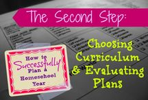 Planning for Homeschool