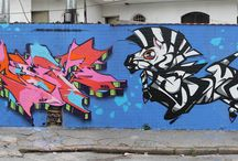 World of Urban Art : GARU  [Brazil]