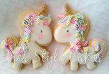 compl unicorno/arcobaleno