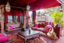 Boho Home / eclectic, colourful, creative interiors