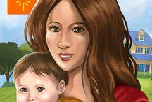 Virtual Families 2 Mod Apk 1.5.2.0 Mod Gold