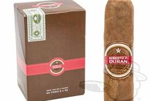 Cigars // Roberto P. Duran / Click through to our site for even more options on shapes and wrappers.