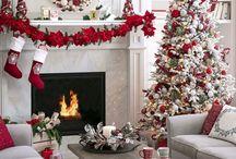 joulu sisustus koti