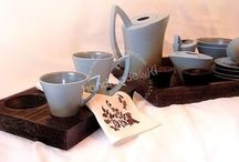 ceramika & szkło /  pottery & glass