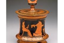 sztuka grecka, etruska