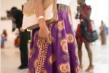 Afro beauty.