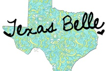 thank your lucky stars you're in texas / by Hannah J