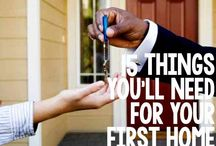 Buying Our First House! / by Meredith Gubernard