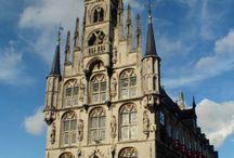 Gouda / Bezoek #Gouda een #sfeervolle stad in #het groene hart van Nederland