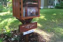 Free Little Library Inspiration