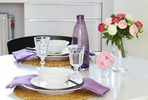 Table. Serving / Стол. Сервировка