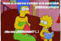 Sobre bibliotecas y bibliotecarios