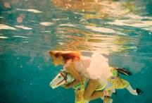 underwater / by Sarah Anne