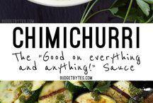 Sauces & Gravies / Recipes
