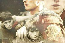 + (Merlin (Merthur) +