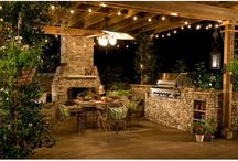 garden barbeque