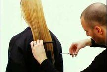 Tuto cheveux coupe