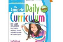 Curriculum / Curriculum ideas for working with Infants, Toddlers and Preschoolers in an early childcare setting