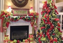 Holiday Decorations / by Linda Driscoll-Hughes