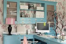 Home Office / by Kvetchin' Kitchen