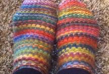 loom knitting / by Verresatile