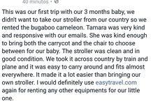 Client's reviews
