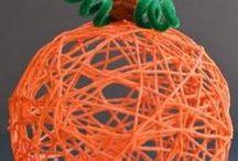 Fall Halloween Craft Ideas for Kids / Halloween Craft Ideas for Kids