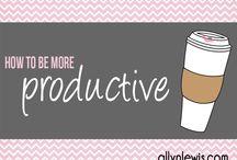 Organizacja czasu i zadań
