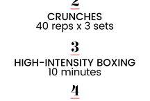 Gigi hadid workout