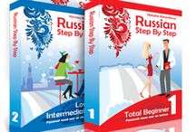 Russian Step By Step Blog / All the Russian Step By Step Books and Blog Posts