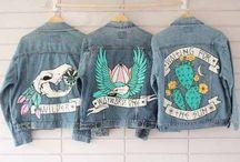 I want (clothes)