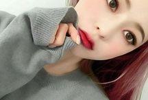 Maquillaje koreano